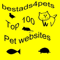 Bestads4pets Top 100 Pet Websites